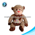 plush toy with bag