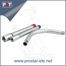 Rigid Steel C80.1 UL6 Tubing and elbow