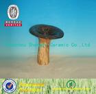 ceramic craft mushroom for garden decoration