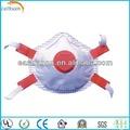 respirador máscara de gas certificado por la ce en149 bajo precio con