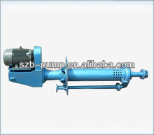centrifugal sump Slurry Pump for water