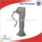 ISO Outside Gear T-foot Holland Type Landing Gear for Sale 28 Ton