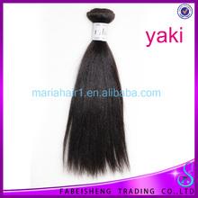 Indian Virgin Yaki Pony Hair Braiding Hair Braids