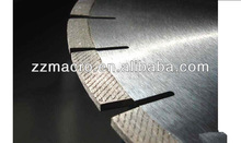 discount price factory directly 350mm diamond cutting disc concrete for portable cutting machine