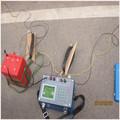 Detector de água resistividade dzd-6a multi- função de águas subterrâneas medidor de detecção, localizador de água