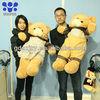 2014 valentine's gift good quality cheap big size plush teddy bear