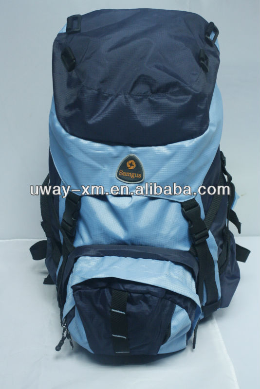 New arrival 600D polyester camping bag for both men and women