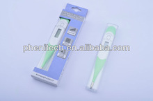 Green flexible digital electronic thermometer with cheap factory price