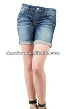 lady women denim hot shorts