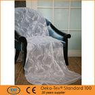 2013 Popular deisgn embroidered net curtains