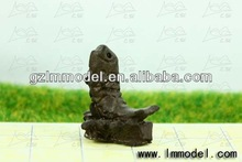 architectural model animal sculpture accessories/model scenery making
