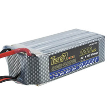 Tiger 6s lipo battery 22.2V 2800mAh 30C lipo battery Christmas Promotion