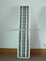 led tube light fixture/waterproof shower light lighting fixture/led cobra head street light fixtures 2x18W2