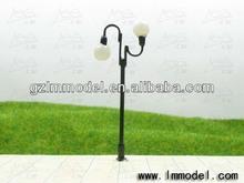 3D architectural mini street lamp /HO N O Z OO TT G scale