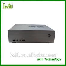Iwill HT-70 mini itx pure aluminum HTPC case
