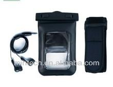 Waterproof bag for iphone 4 5