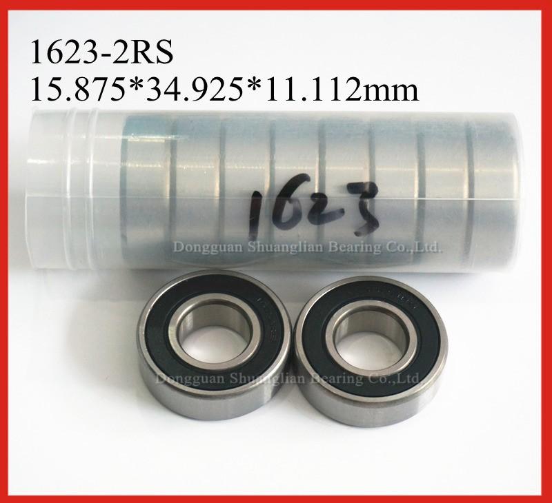 "1623 bearing 5/8""x1 3/8""x7/16"" high performance china inch Sealed Ball Bearings Manufacture"