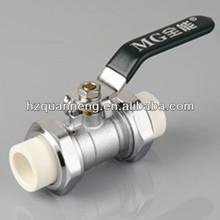 China manufacturer brass ball valve welding