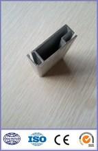 silver short anodize aluminum handcart component