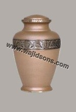 BrassDecorative UrnsFor Cremation or as Going Home Urns