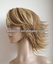 Lowest price Best quality 100% remy human hair wig