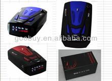 2014 Early Warning High Sensitive Taiwan chipset V7 laser Car detectores de radar, Cobra Radar Detector
