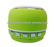 fm radio mini digital speaker with wrieless