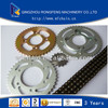 High quality motorcycle reverse gear chain drive, motorcycle chain&sprocket kits in motorcycle transmission