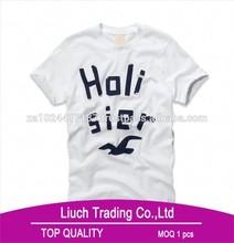 China import men's short sleeves t shirt