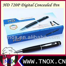 HD 720P Pen camcorder,HD 720p Digital concealed pen