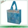 Eco promotional logo foldable shopping bag