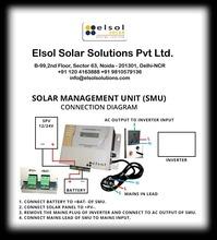 SOLAR MANAGMENT UNIT