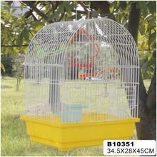 2015 New design metal chrome bird cage
