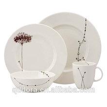heat resistant dinnerwar,coral dinnerware,designer dinnerware sets