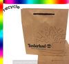 brown kraft paper bags with black handle