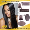 Wholesale full lace virgin brazilian human hair wig silky straight