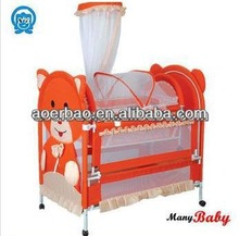 HOT! Baby Rocking Bed Baby Folding Bed