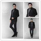 tailor latest designed men's blazer suit&custom blazer