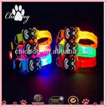 2014 light up dog collar and leash