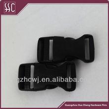 25mm Plastic side release buckle