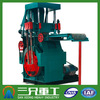 2013 hot sell china manufacturer mobile brick machine concrete brick machine