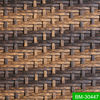 PE Rattan Raw Fiber Furniture Material For Outdoor Rattan Furniture