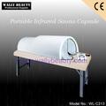 portátiles sauna del infrarrojo lejano cúpula para adelgazar del cuerpo