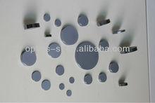 Optics grade monocrystalline silicon