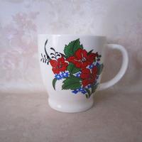 High quality ceramic couple mug made stoneware