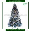 dekorative künstliche tanne prelit weihnachtsbaum