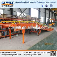 yard ramp manufacturers,truck loading ramp,mobile load ramp