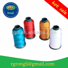 210D/3 100% polyester sewing thread shoe making thread