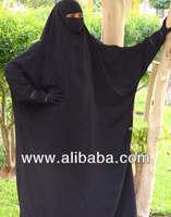 Arabic jilbab abaya style