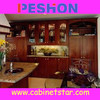 2014 Advanced Design Cherry Wood China Cabinets